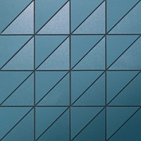 ARKSHADE Blue Mosaico Flag Matt #1