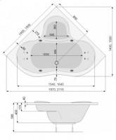 PERSJA 150 × 150 ZN #3