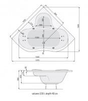 FRANCJA 150 × 150 ZS #1